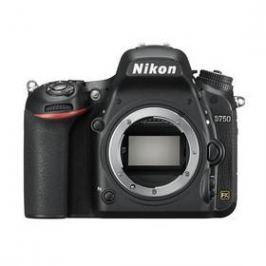 Nikon D750 tělo černý