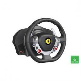 Thrustmaster TX Ferrari 458 Italia pro Xbox One, One X, One S, PC + pedály (4460104) černý