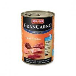 Animonda Junior Gran Carno kuře + hovězí 400g