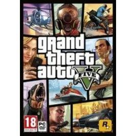 RockStar PC Grand Theft Auto V (428390)