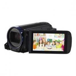 Canon LEGRIA HF R66 BA + orig. brašna černá + 8GB SD pam.karta + ministativ (0279C020AA) černá