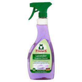 Frosch hygienický čistič, levandulový  500 ml
