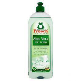 Frosch Aloe Vera prostředek na nádobí 750 ml