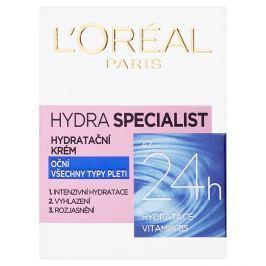 L'Oréal Paris Hydra Specialist hydratační oční krém 15 ml