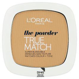 L'Oréal Paris kompaktní pudr True Match  Golden Beige W3