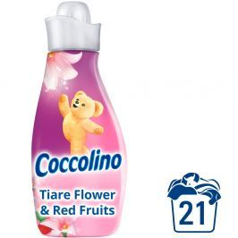 Coccolino Creations aviváž Tiare flower & red fruits, 21 praní 750 ml