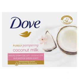 Dove Purely Pampering Coconut Milk krémová tableta na mytí 100 g