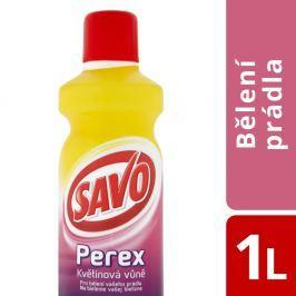Savo Perex prostředek na bělení prádla s květinovou vůní 1 l