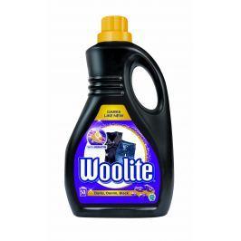 Woolite Darks, Denim, Black s keratinem prací prostředek pro tmavé a černé oblečení, 50 praní 3 l