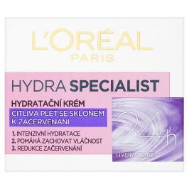 L'Oréal Paris Hydra Specialist, hydratační krém pro citlivou pokožku 50 ml