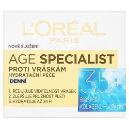 L'Oréal Paris Age Specialist, hydratační denní péče proti vráskám 35+ 50 ml