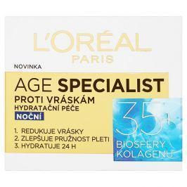 L'Oréal Paris Age Specialist, hydratační noční péče proti vráskám 50 ml