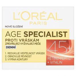 L'Oréal Paris Age Specialist, zpevňující denní péče proti vráskám 50 ml
