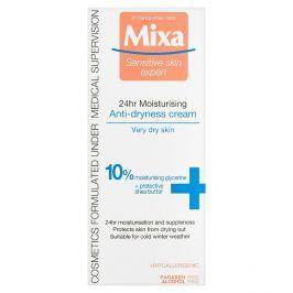 Mixa Sensitive Skin Expert 24 h, vyživující krém proti vysušování pleti 50 ml