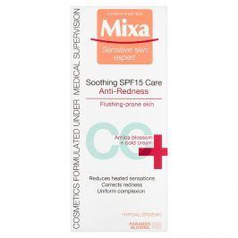 Mixa Sensitive Skin Expert CC+ zklidňující péče proti začervenání s OF 15 50 ml