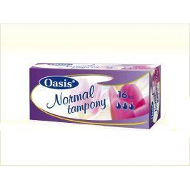 Oasis menstruační tampony Normal 16 ks/bal.