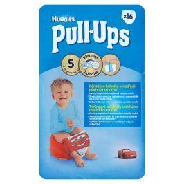 Huggies Pull-Ups Disney cars tréninkové plenkové kalhotky 4 8-15 kg  16 ks