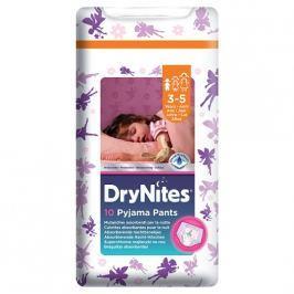 HUGGIES® DryNites 3-5 Girl Convenience 4-9 kg 10 ks