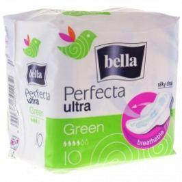 Bella Perfecta Ultra Green hygienické vložky  10 ks/balení