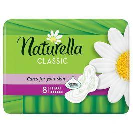 Naturella Camomile Classic maxi hygienické vložky s jemnou vůní 8 ks/bal.