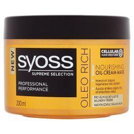 Syoss Supreme Selection Oleo Rich Maska 200ml 200 ml