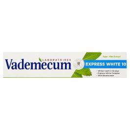 Vademecum Expert Express White 10 Zubní pasta 75 ml