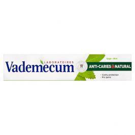 Vademecum Anti Caries & Naturel Zubní pasta  75 ml
