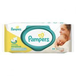 Pampers New Baby Sensitive ubrousky 54 ks