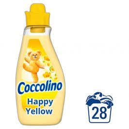 Coccolino Happy Yellow aviváž, 28 praní 1 l