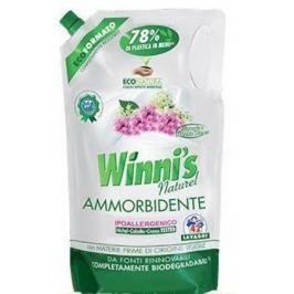 Winni's Ammorbidente Ecoformato Eliotropio aviváž, náhradní náplň 1470 ml, s vůní heliotropu