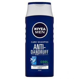Nivea Men Cool šampon proti lupům pro muže 250 ml