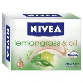 NIVEA Tuhé mýdlo Lemon Grass 100 g