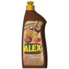 Alex leštěnka renovující na dřevo a laminát 900 ml