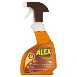 ALEX Mýdlový čistič na všechny typy nábytku aloe vera, sprej 375 ml