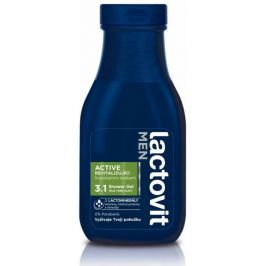 Lactovit Active Men sprchový gel 300 ml