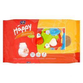 Bella Baby Happy vlhčené ubrousky s obsahem allantoinu 64 ks