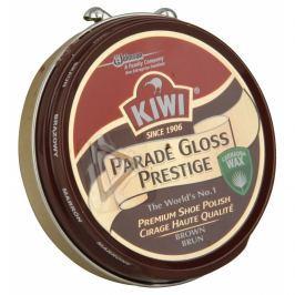 Kiwi Parade gloss prestige krém na obuv hnědý 50 ml