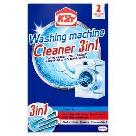 K2r čistič pračky 3 v 1  2 x 75 g