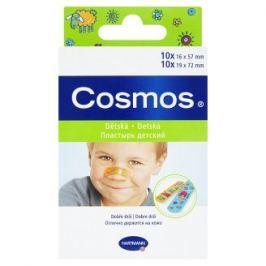 Rychloobvaz COSMOS dětská náplast 20 ks/bal.