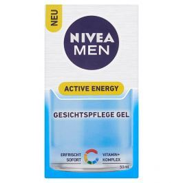 NIVEA MEN Pleťový gel Energy 50 ml