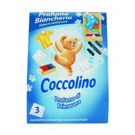 Coccolino vonné sáčky do skříně 3 ks