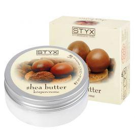 Styx Shea Butter tělový krém sbambuckým máslem 50 ml