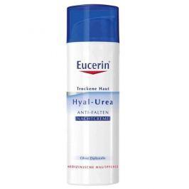 Eucerin Hyal-Urea, noční krém proti vráskám  50 ml