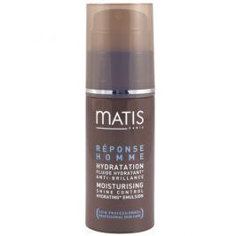 Matis Paris Réponse Homme, hydratační emulze pro matný povrch pleti  50 ml