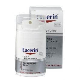 Eucerin Hloubkově hydratační krém pro muže Silver Shave 50 ml
