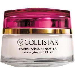 Collistar Energy + Brightness SPF 20, rozjasňující denní krém  50 ml