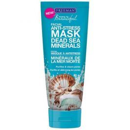 Freeman antistresová pleťová maska s minerály z Mrtvého moře  15 ml