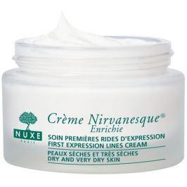 Nuxe Creme Nirvanesque Enrichie, vyhlazující krém proti prvním vráskám  50 ml