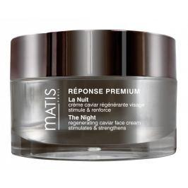 Matis Paris Réponse Premium La Nuit, regenerační noční krém pro všechny typy pleti  50 ml