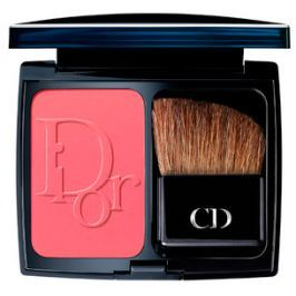 Dior pudrová tvářenka Diorblush Vibrant Colour 889 New Red